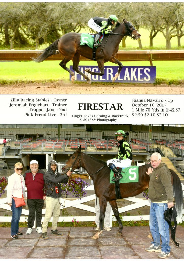 Firestar Win Photo 10 16 17