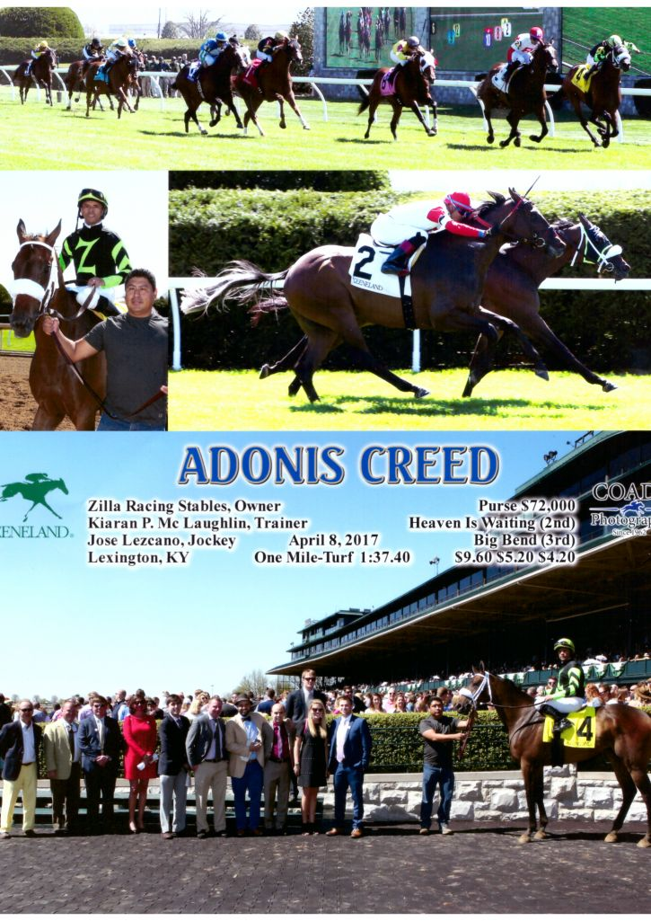Adonis Creed 4-8-17