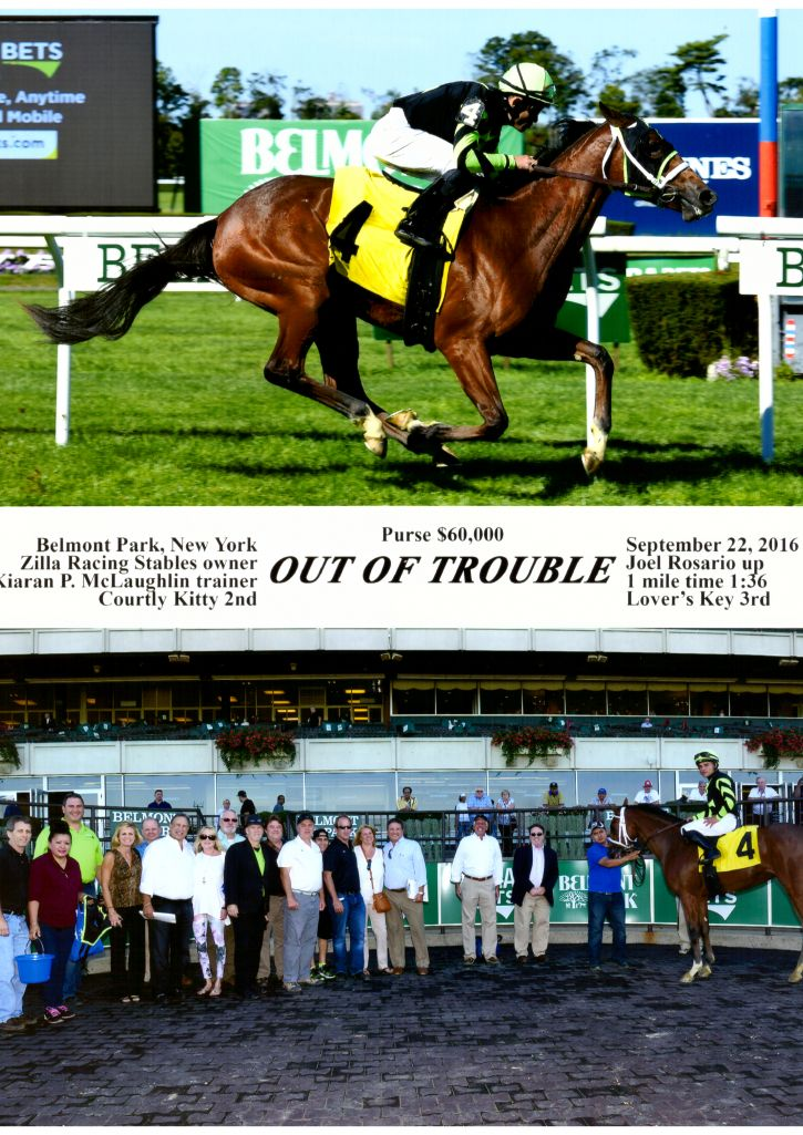 Out of trouble 9-22-2016