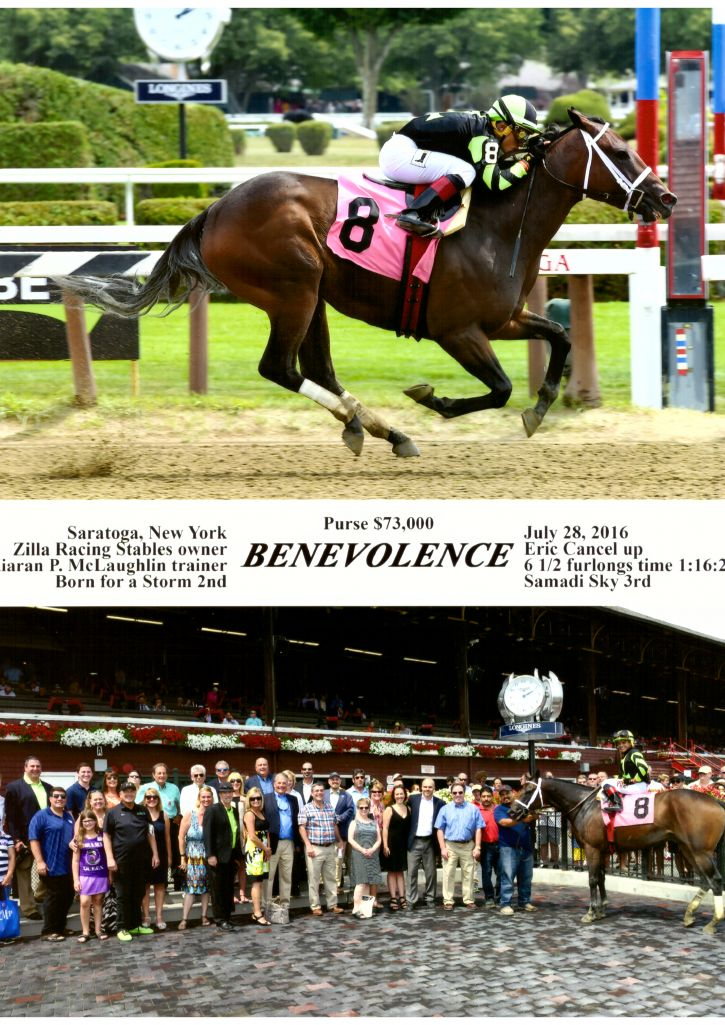 Benevolence July 28 2016
